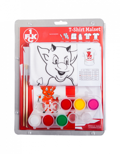 Kindershirt Malset