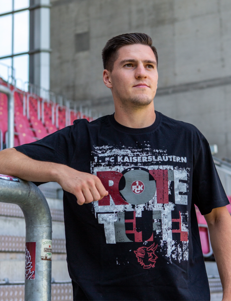 T-Shirt Rote Teufel