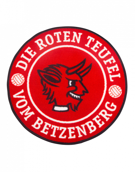 Teppich Rote Teufel
